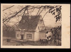 AK Kürteten Jugendherberge und Jugendheim 1929 n.Meyenburg (17083