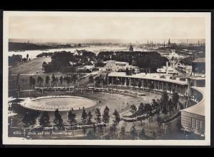 AK Köln Internationale Presse-Ausstellung PRESSA 1928 Ausstellungsgelände (17085