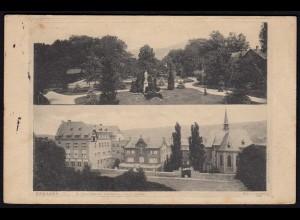AK Remagen 1916 Feldpost nach Magdeburg (17189