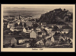 AK Dahlem Eifel Kreis Euskirchen 1940 nach Glandorf (17195