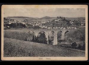 AK Daun Eifel 1913 Gesamtansicht (17196