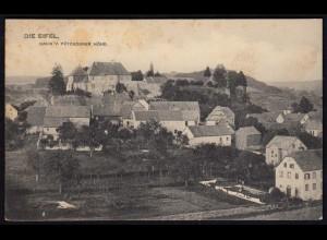 AK Daun Eifel 1913 Übersicht von Pützborner Höhe (17205