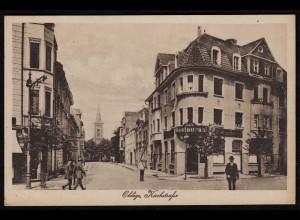 AK Solingen Ohligs Kirchstrasse Cafe Restaurant (17219