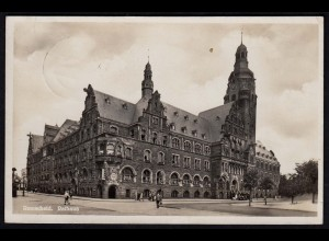 AK Remscheid 1936 Rathaus (17236