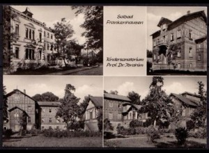 AK Frankenhausen Kinder-Sanatorium Thüringen (b068