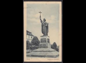 AK Fulda Bonifacius-Denkmal Feldpost (17395