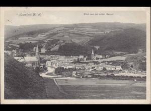 AK Gemünd Eifel Blick von der ersten Kanzel Gesamtansicht (4543