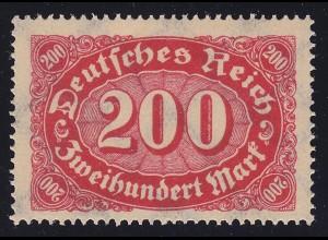 Deutsches Reich Infla Mi. 248 c geprüft postfrisch (10608