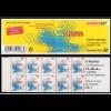 Bund MH 39 Germany Booklet 1999 Sehenswürdigkeiten EXPO ** MNH (8320
