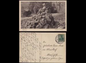 AK Karlsruhe Hadumond im Stadtgarten 1914 ansehen (8463