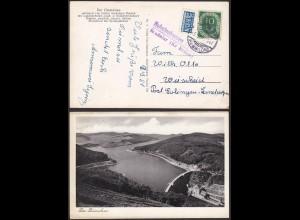 AK Diemelsee Heiminghausen Kr. Brilon Posthilfstelle/Landpost (12183