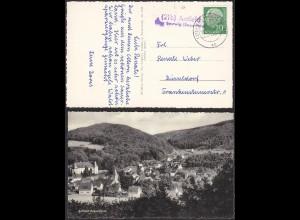 AK Antfeld über Bestwig Sauerland 1956 Posthilfstelle/Landpost (12205