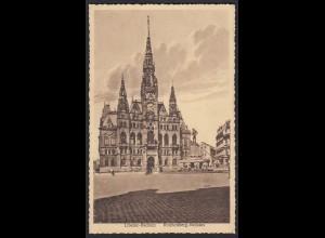 AK Liberec Radnice Reichenberg Rathaus (12315