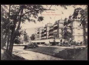 AK Baden Baden Hotel Stephanie (8439