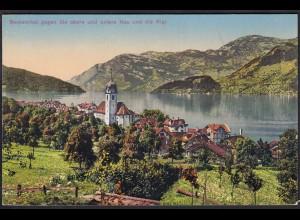 AK Beckenried Nidwalden Vierwaldstättersee (12364