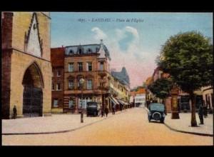 AK Landau Place de I´Église ansehen (8446