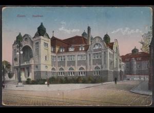 AK Saalbau Essen Konzerthaus (12471