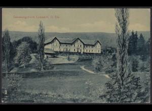 AK Genesungsheim Luppach O. Els Werenzhausen 1911 (12479