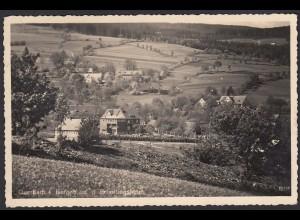 AK Querbach Isergebirge Erholungsheim (12486