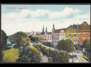 AK Düsseldorf Königs Allee 1928 (12509