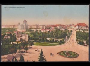 AK Bern Bundeshaus und Kasino (12572