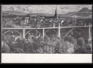 AK Zur Erinnerung an meine Durchfahrt in Bern am 10.Mai. 1916 (12573