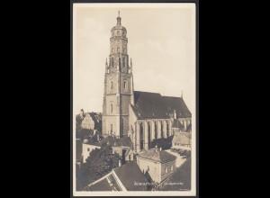 AK Nördlingen St. Georgskirche Donau-Ries (12577