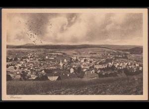 AK Bad Ilmenau Thüringen Wald Blick von Sturmheide (12586