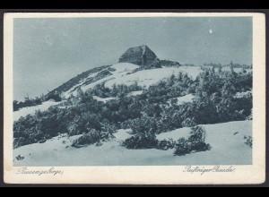 AK Riesengebirge Reifträgerbaude Kleinwelka (12599