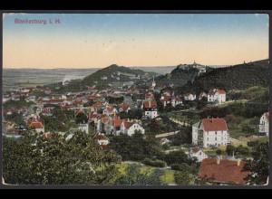 AK Blankenburg im Harz Gesamtansicht (12616