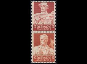 Deutsches Reich DR Stände Zusammendruck S229 ** postfr. (14480