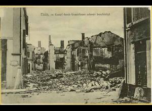 AK Étain Lothringen Verdun Feldpost 1917 (0488