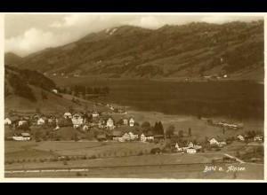 AK Bühl a.Alpsee Gesamtansicht Echtes Foto (1895