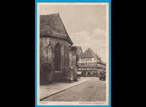 AK Hameln Marktkirchenchor u. Emmernstrasse (2370