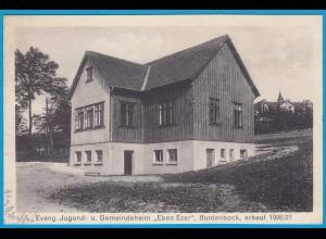AK Clausthal-Zellerfeld Eben Ezer Buntenbock Bahn (2443