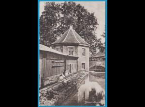 AK Bismarckhaus Göttingen Feldpost (2465