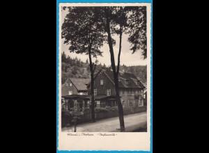 AK Altenau Oberharz Stepfansrüh Echte Fotografie (2488