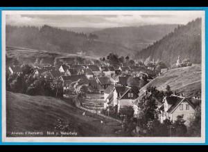 AK Altenau Oberharz Kunstberg Echte Fotografie (2492