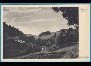 AK Altenau Oberharz Panorama (2500