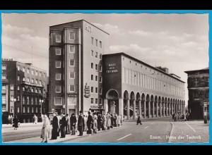 AK Essen Haus Der Technik Originalfoto (2536