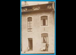 AK Krefeld 5.Mai 1912 seltenes Privatfoto (2537