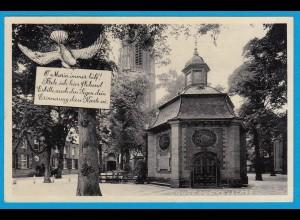 AK KEVELAER Gnadenkapelle Gedicht (2560