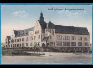 AK Recklinghausen Bergwerksdirektion (2578
